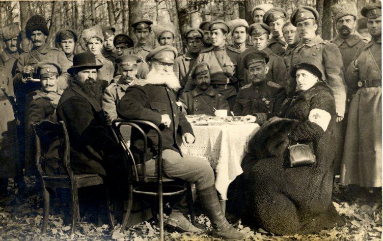 осетинская пехотная бригада дикой дивизии своей девушкой